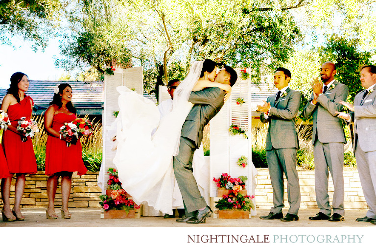 Bernardus Lodge Wedding01