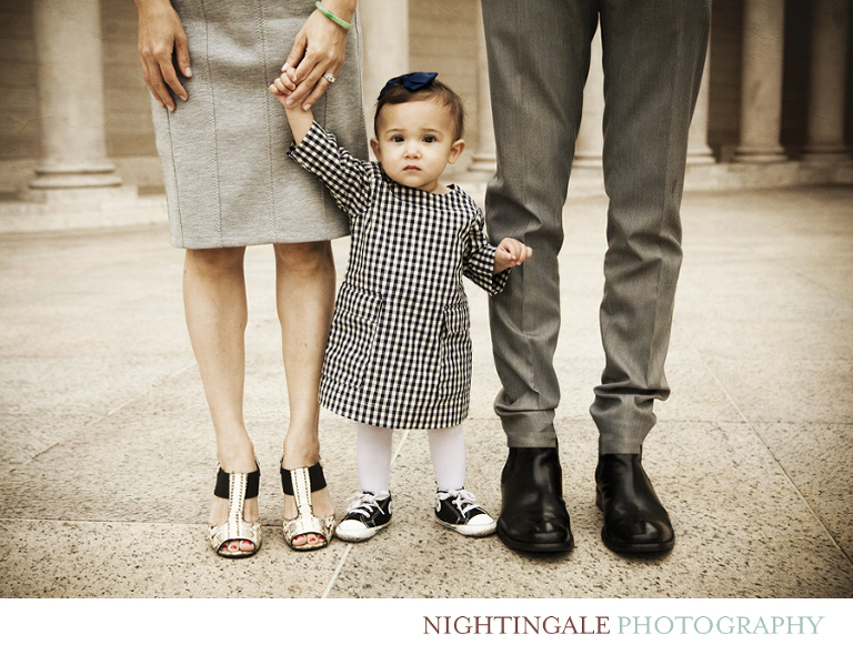 San Francisco Family Portrait Session