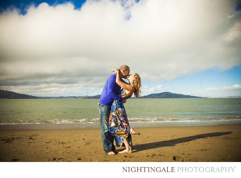 Presidio San Francisco engagement session