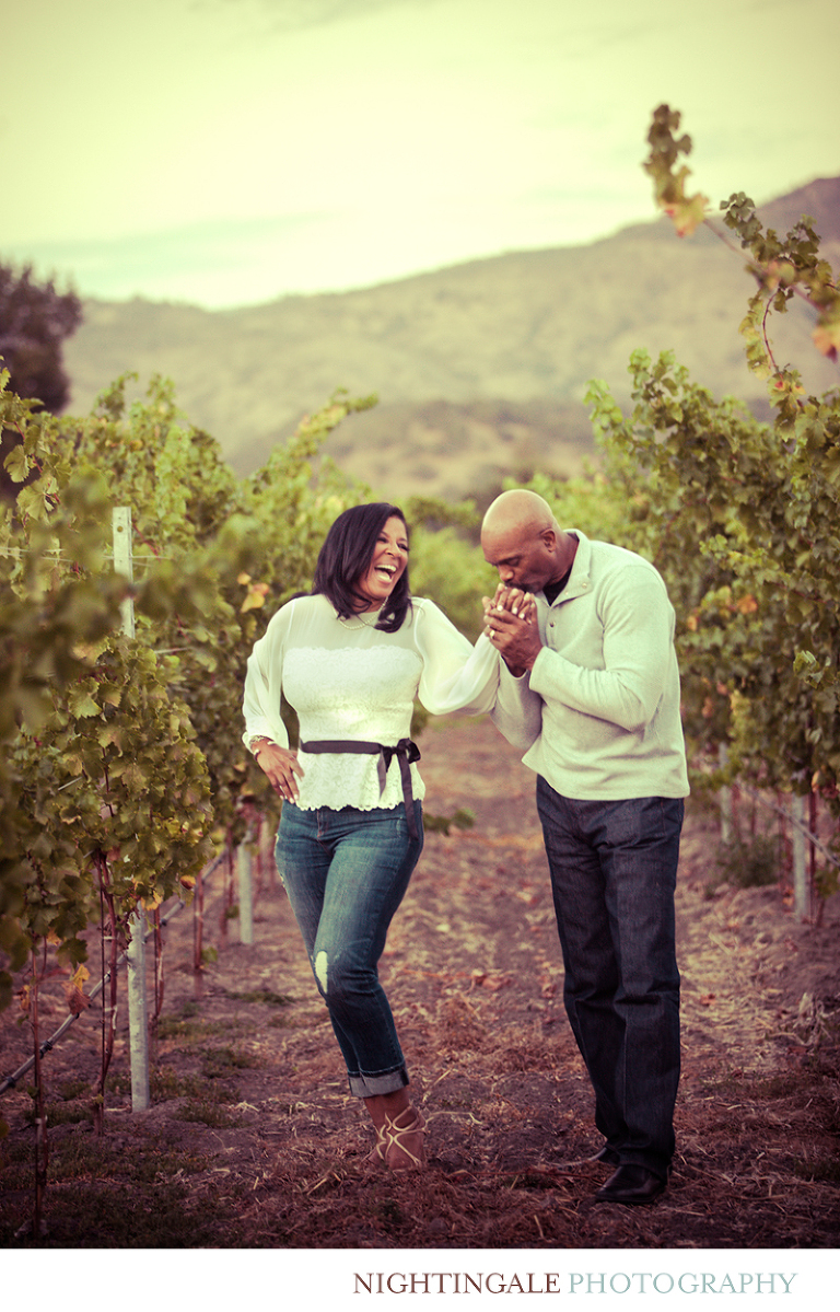Yountville Portrait Session