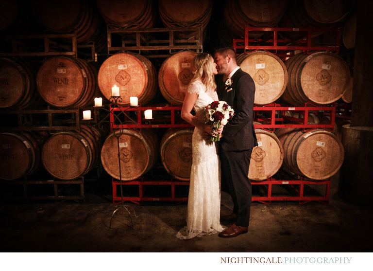 Cave Wedding at Wente Vineyards01