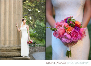 Romantic San Francisco Elopement