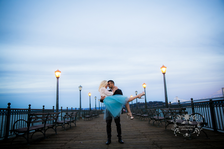 Bay Area engagement session locations
