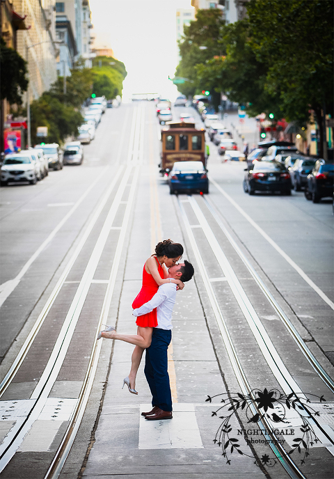 Engagement Photography San Francisco