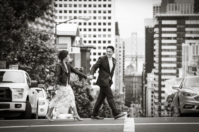 City Hall Wedding San Francisco1