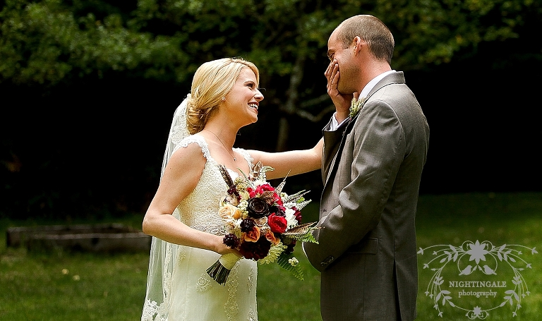 Photojournalistic Wedding Nightingale Photography