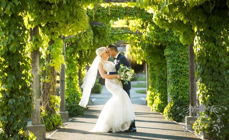 Estate Yountville Wedding Nightingale Photography