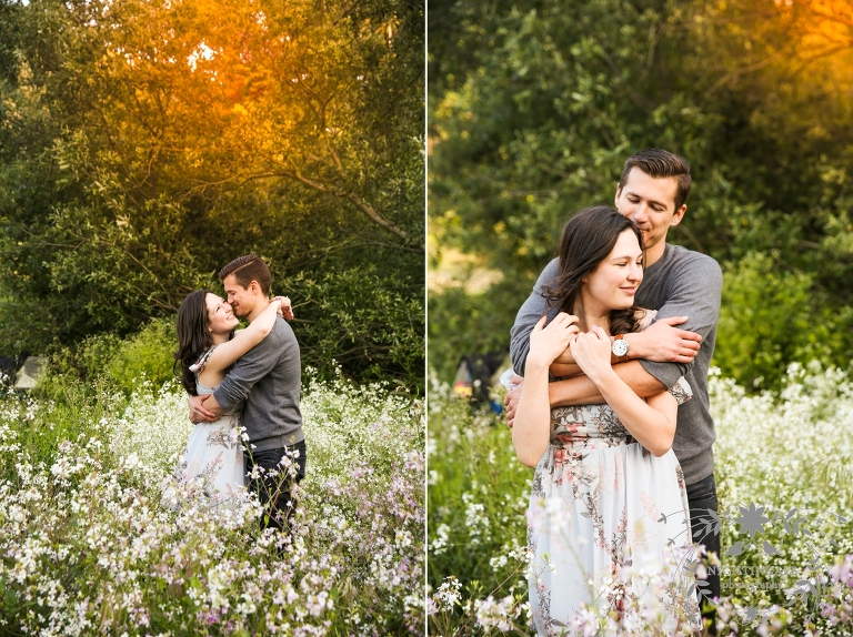 Crissy Field Beach Engagement Session Nightingale Photography