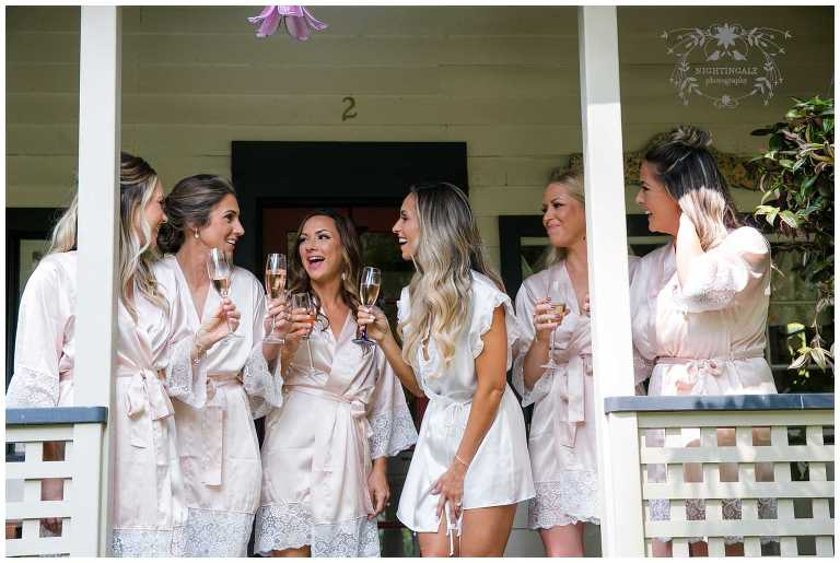 Romantic Napa Valley Wedding 1