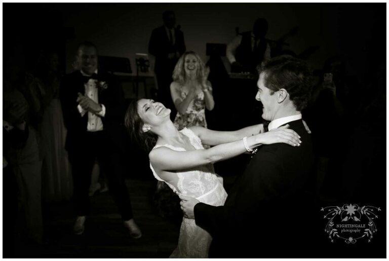 Half Moon Bay wedding photos by Nightingale Photography