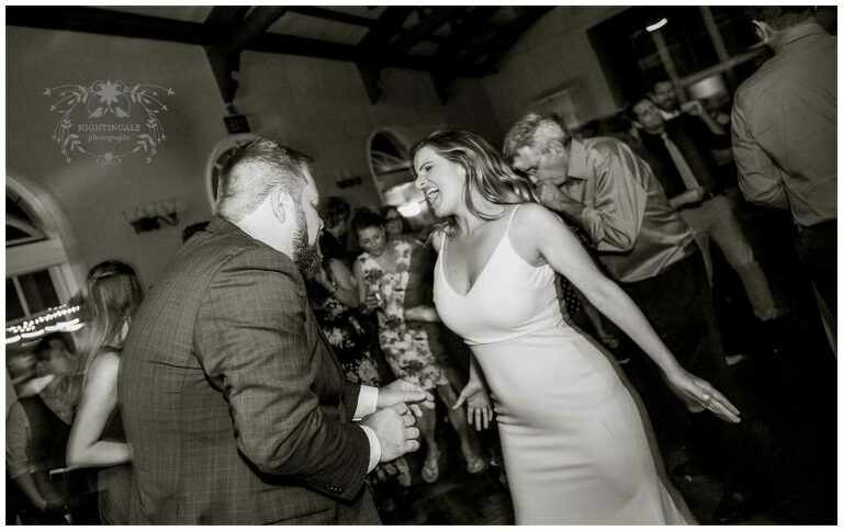 Lovely East Bay wedding at Piedmont Community Hall in the East Bay