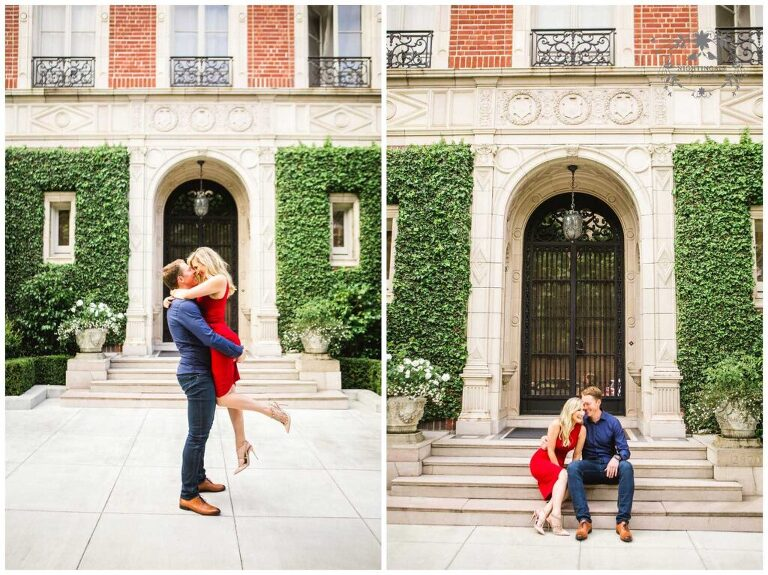 San Francisco engagement photo locations