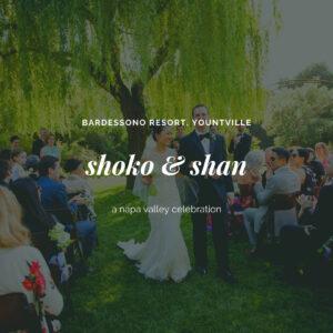 bay area wedding photographer - napa valley wedding