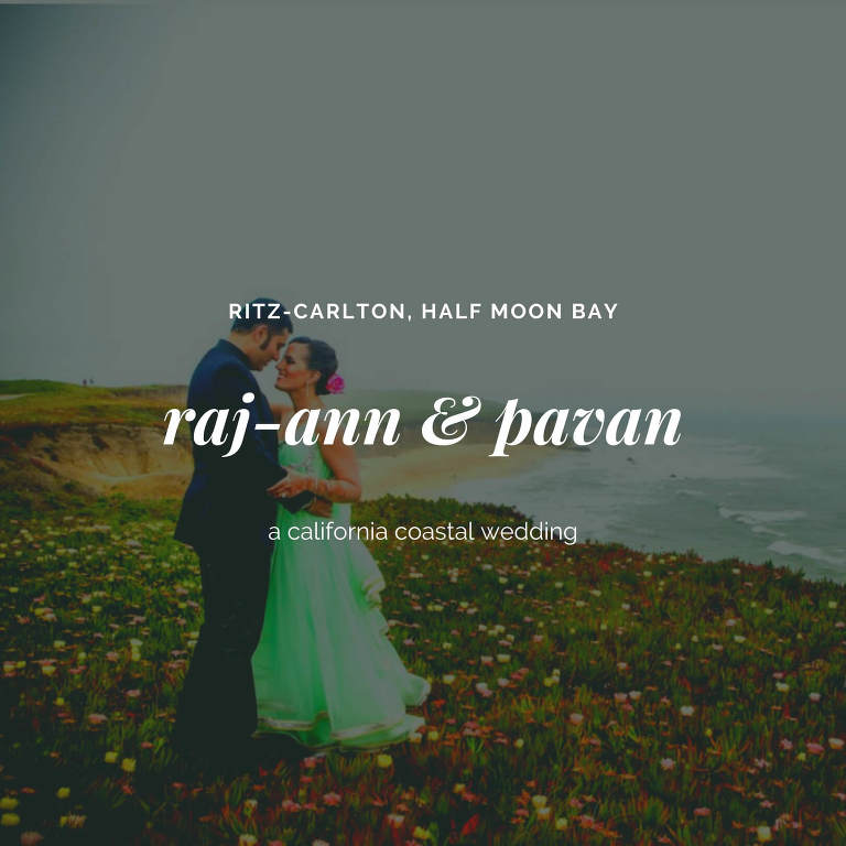 bay area wedding videographers - california coastal wedding